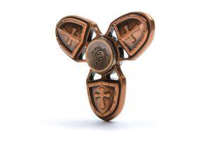 فیجت اسپینر سه پره طرح صلیب