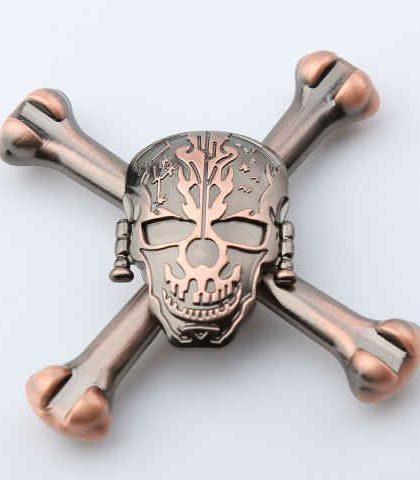 فیجت اسپینر جمجمه سه بعدی