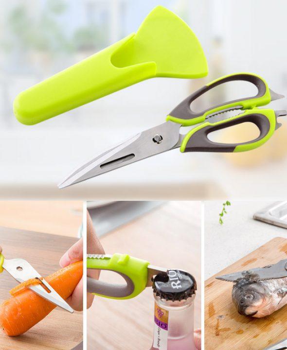 قیچی ده کاره