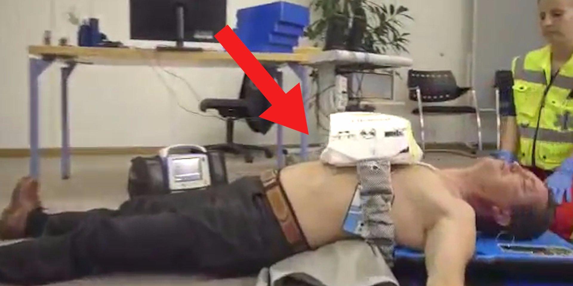 دستگاه CPR خودکار