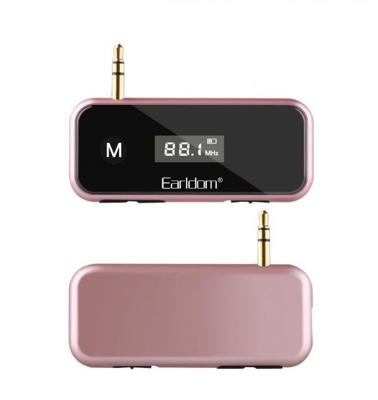 ابزار انتقال صدای AUX با موج FM