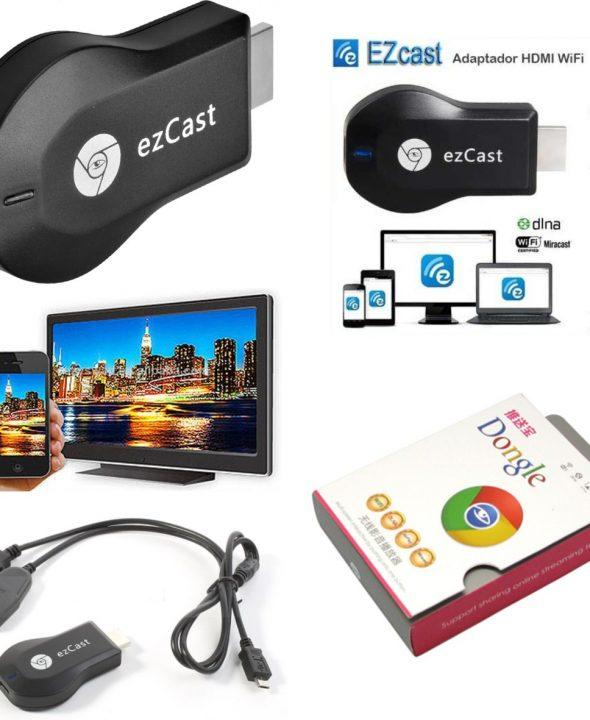 دانگل ezCast - مبدل WiFi به HDMI