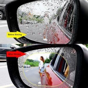 برچسب ضد باران و بخار