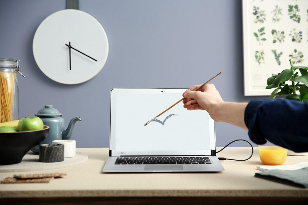 سنسور لمسی صفحه نمایش Airbar