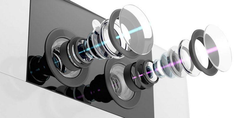 دوربین های چندگانه در گوشی هوشمند