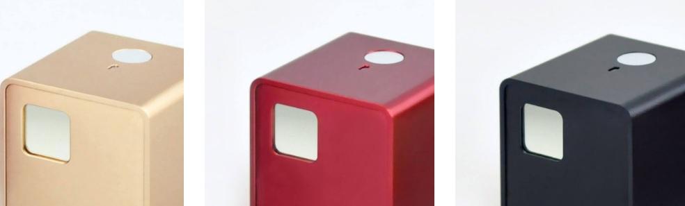 دستگاه لیزر حکاکی خانگی Cubiio