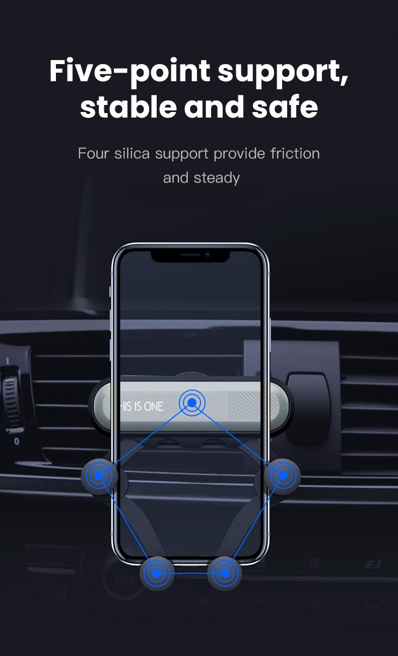 نگهدارنده گوشی موبایل مدل this is one