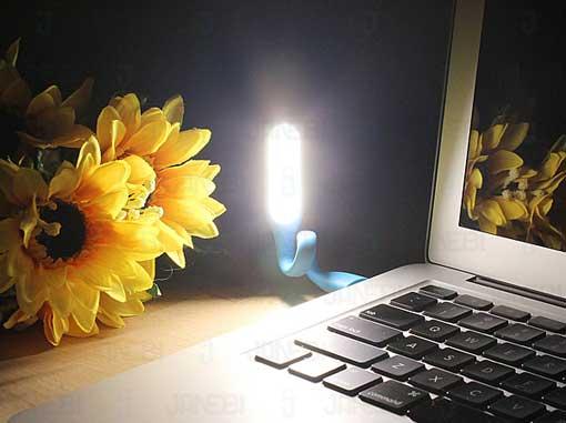 چراغ مطالعه LED یو اس بی